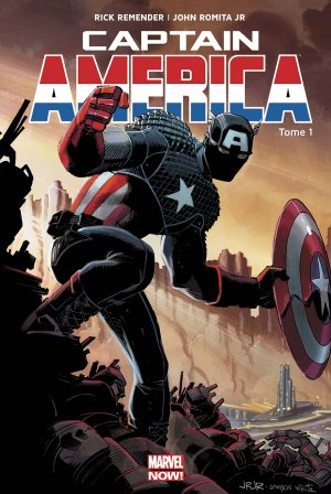 Captain America édition TPB HC - Marvel Now! - Issues V7 (2014 - 2016)