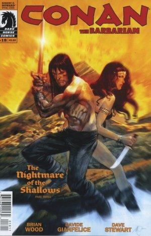 Conan Le Barbare # 18 Issues V3 (2012 - 2014)