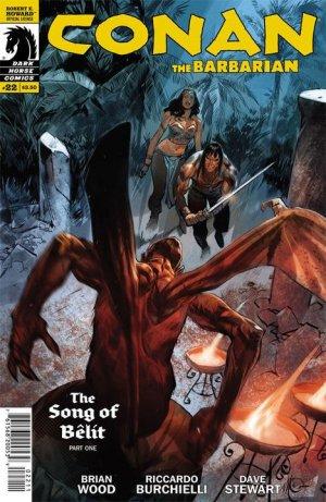 Conan Le Barbare # 22 Issues V3 (2012 - 2014)