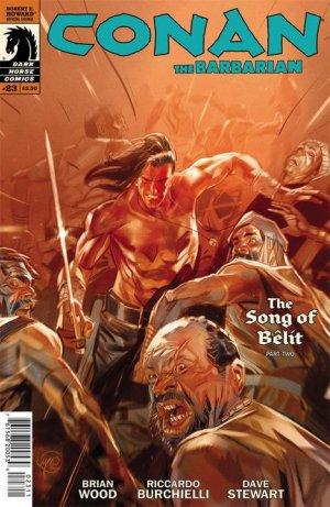 Conan Le Barbare # 23 Issues V3 (2012 - 2014)