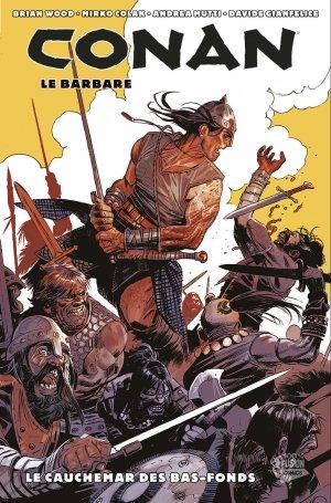 Conan Le Barbare 3 - Le cauchemar des bas-fonds