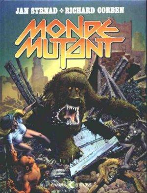 Monde mutant édition TPB hardcover (cartonnée)