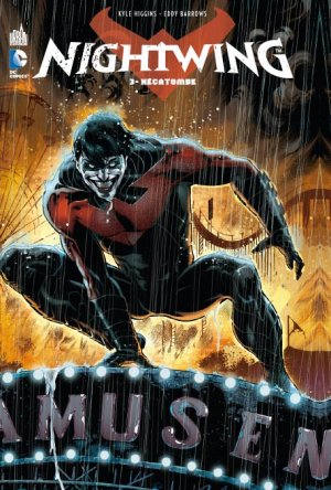 Nightwing # 3 TPB hardcover (cartonnée) - Issues V3