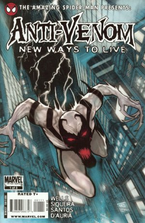 Anti-Venom - New Ways To Live # 1 Issues