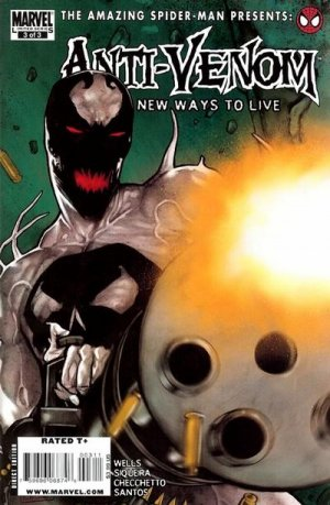 Anti-Venom - New Ways To Live # 3 Issues