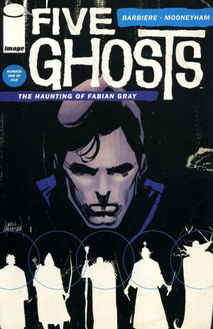 Five Ghosts édition Issues (2013 - 2015)
