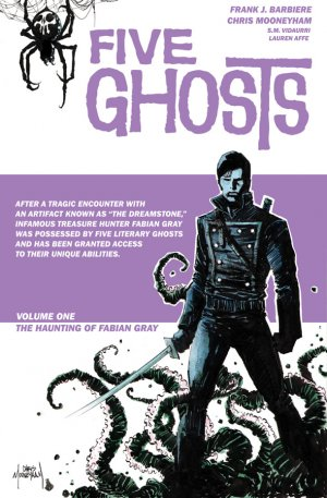 Five Ghosts édition TPB softcover (souple)