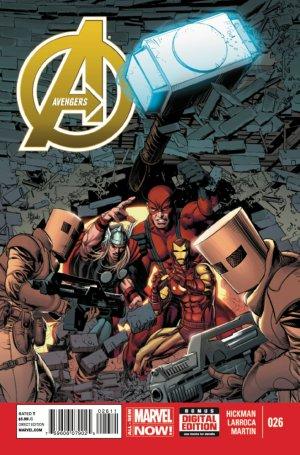 Avengers # 26 Issues V5 (2012 - 2015)