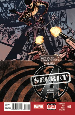 Secret Avengers # 15 Issues V2 (2013 - 2014)