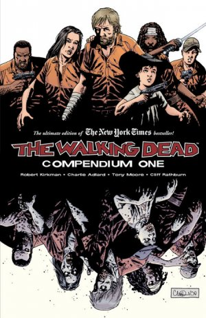 Walking Dead édition TPB softcover (souple) - Compendium
