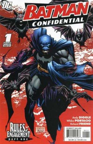 Batman Confidential édition Issues (2007 - 2011)