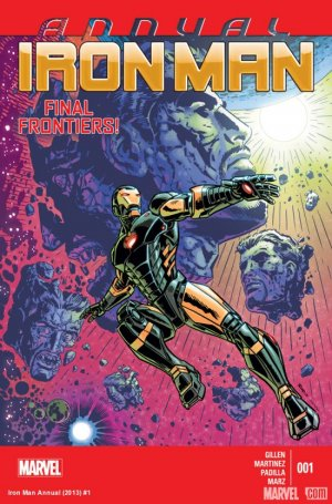 Iron Man édition Issues V5 - Annuals (2014)