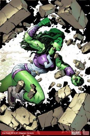 Miss Hulk # 1