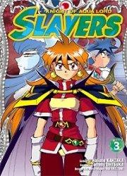 Slayers - Knight of Aqua Lord T.3