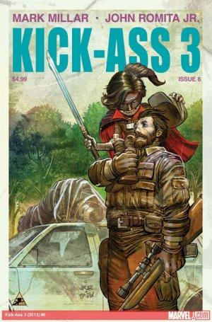 Kick-Ass 3 # 6 Issues (2013 - 2014)