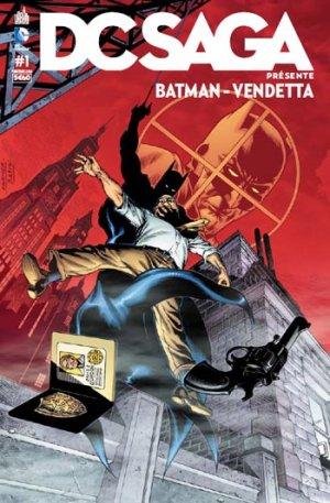 DC Saga présente édition Kiosque