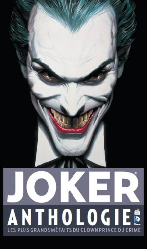 Joker - Anthologie édition TPB hardcover (cartonnée)
