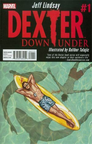 Dexter Down Under édition Issues (2014)