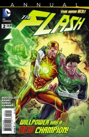 Flash # 2 Issues V4 - Annuals (2012 - 2015)