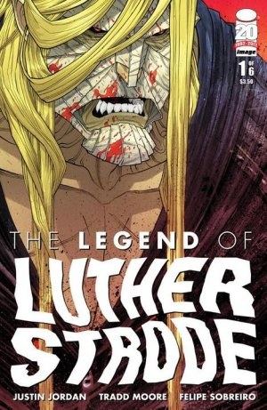 The Legend of Luther Strode édition Issues