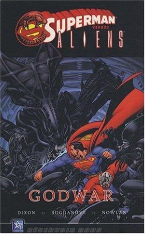 Superman / Aliens édition TPB hardcover (cartonnée)
