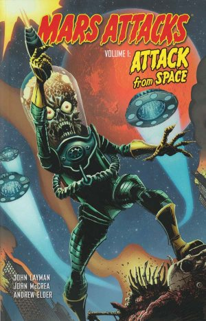 Mars Attacks édition TPB softcover (souple) - Issues V4