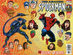 The Amazing Spider-Man édition Issues V2 (1999 - 2003)