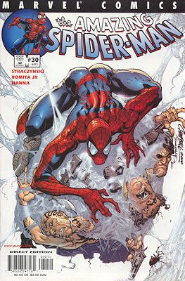 The Amazing Spider-Man # 30 Issues V2 (1999 - 2003)
