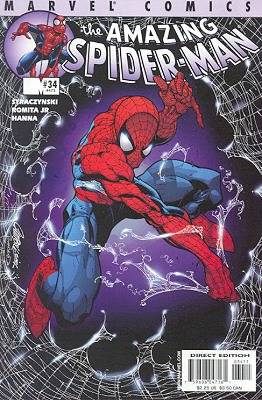 The Amazing Spider-Man # 34 Issues V2 (1999 - 2003)