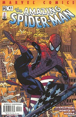 The Amazing Spider-Man # 41 Issues V2 (1999 - 2003)