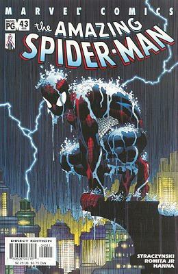 The Amazing Spider-Man # 43 Issues V2 (1999 - 2003)