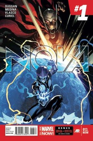 Nova # 13 Issues V5 (2013 - 2015)
