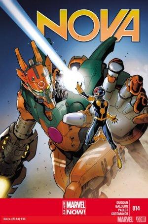 Nova # 14 Issues V5 (2013 - 2015)