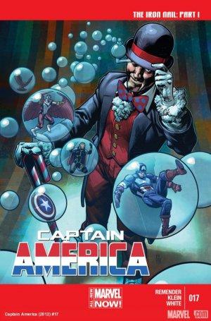 Captain America # 17 Issues V7 (2012 - 2014)