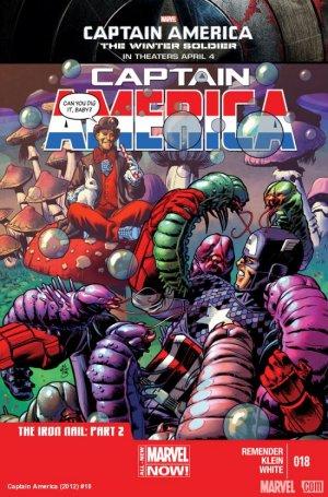 Captain America # 18 Issues V7 (2012 - 2014)