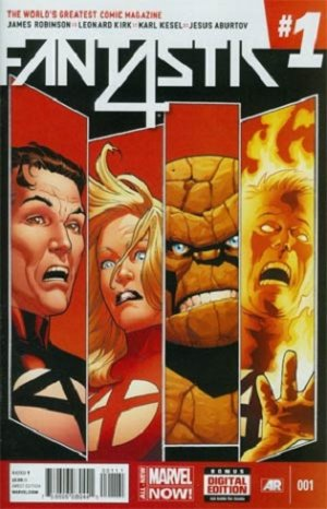 Fantastic Four édition Issues V5 (2014 - 2015)