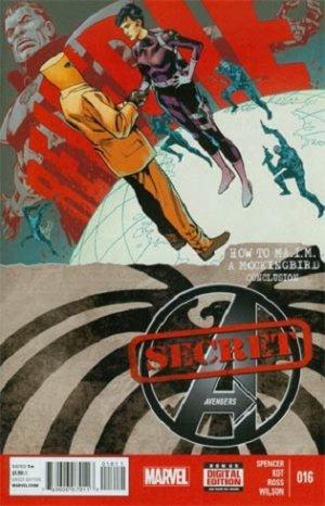 Secret Avengers # 16 Issues V2 (2013 - 2014)