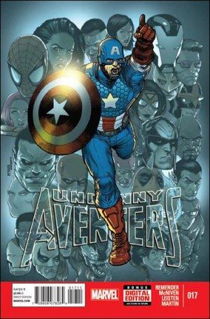 Uncanny Avengers # 17 Issues V1 (2012 - 2014)