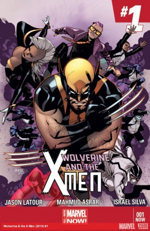 Wolverine And The X-Men édition Issues V2 (2014)