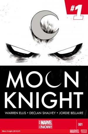 Moon Knight # 1 Issues V7 (2014 - 2015)