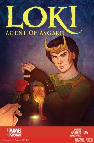 Loki - Agent d'Asgard # 2 Issues (2014 - 2015)
