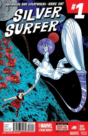Silver Surfer # 1 Issues V7 (2014 - 2015)
