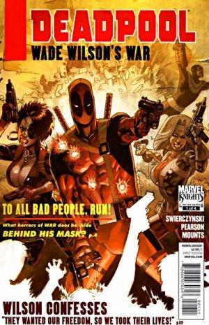 Deadpool - Wade Wilson's War # 1 Issues (2010)