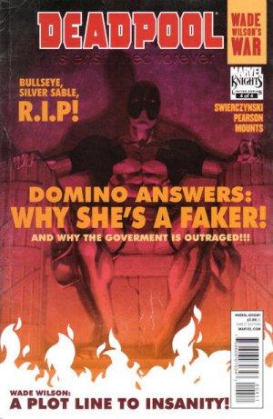 Deadpool - Wade Wilson's War # 4 Issues (2010)