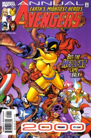 Avengers 2 - Annual 2000: The Cat Came Back!