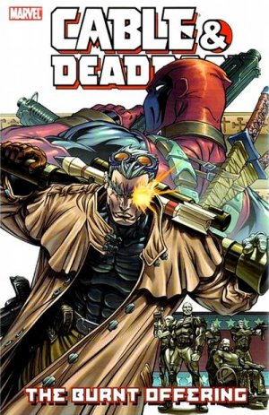 Cable / Deadpool # 2 TPB softcover (2004 - 2008)