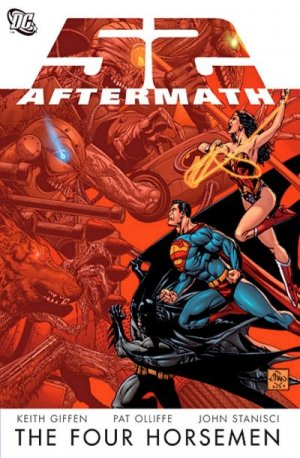 52 Aftermath - The Four Horsemen édition TPB softcover (2008)