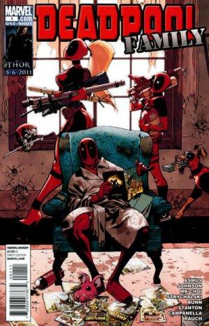 Deadpool Family édition Issues
