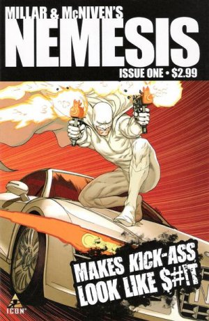 Nemesis (Millar) édition Issues (2010)