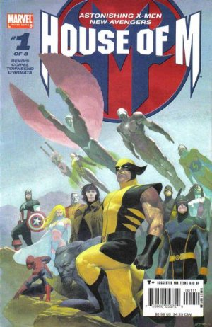 House of M # 1 Issues V1 (2005)